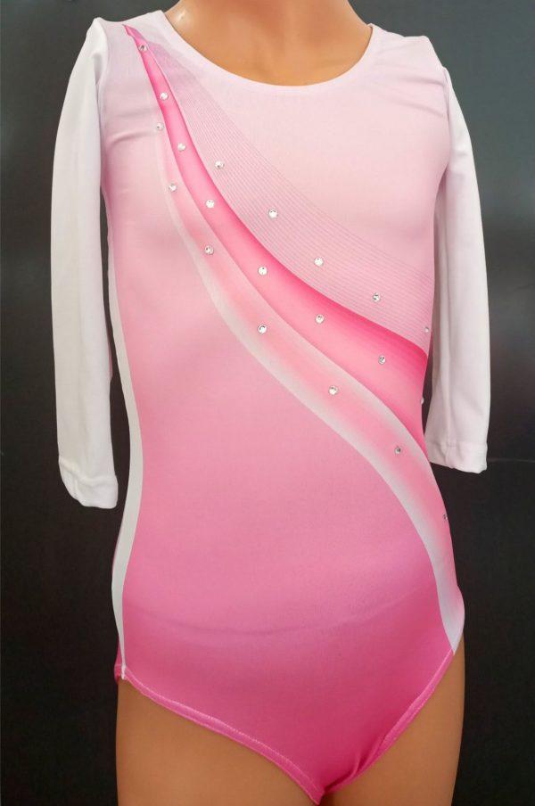 15017 Roze triko dres za treninge i takmicenja
