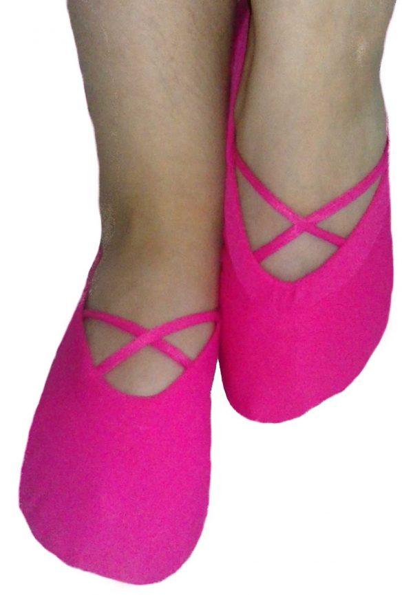 Pink baletanke za ples i gimnastiku za devojcice