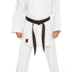 Aikido kimono beli za odrasle od 350 gr kepera
