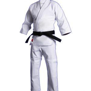 Džudo i aikido kimono za odrasle beli