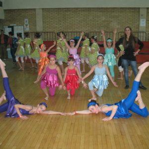 takmicenje u plesu kostim triko helanke za balet gimnastiku
