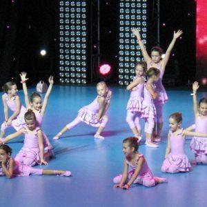 plesni kostim triko sa suknjicom helanke za gimnastiku