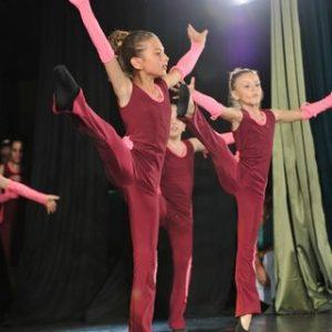 jednodelni triko akademik za ples i balet