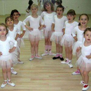 STUDIO baleta za decu predskolskog uzrasta u Beogradu LEONESSA u Promis kostimima