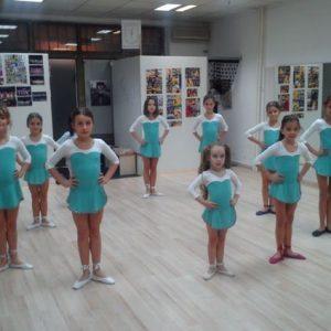STUDIO baleta za decu u Beogradu LEONESSA u Promis kostimima