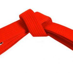 Narandzasti pojas za karate dzudo aikido