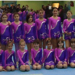 Ritmicka gimnastika za decu Beograd kostim triko za gimnastiku