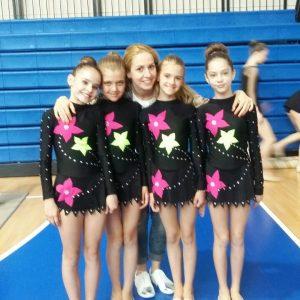 Klub ritmicke gimnastike Palilula iz Beograda