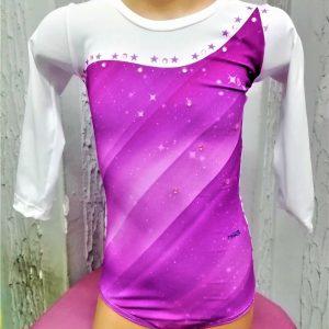 triko dres za fizicko gimnastiku i ples