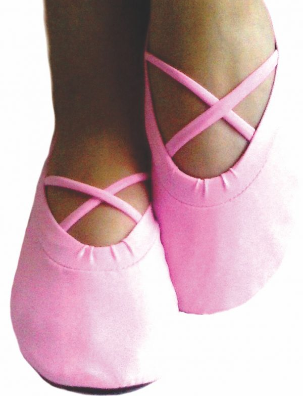 baletske baletanke X za vezbanje roze