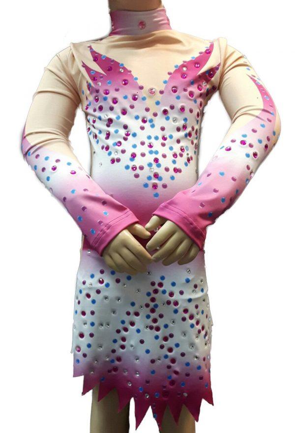 Kostim za klizanje ples ritmicku gimnastiku za devojcice