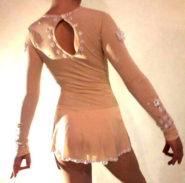 kostim za ritmiku ples i klizanje