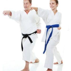 Karate kimono cena 2200 do 2300 din beli za odrasle