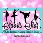 logo Spots star Crna Gora